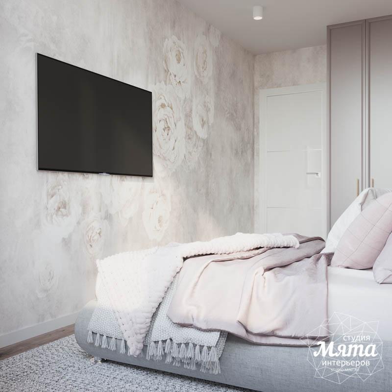 Дизайн интерьера двухкомнатной квартиры в ЖК Репин Парк img915773786