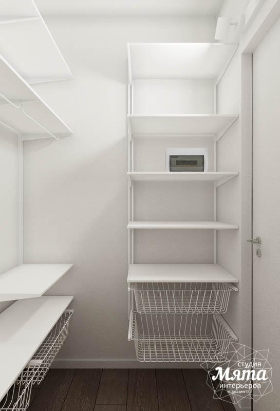 Дизайн интерьера квартиры - студии в ЖК Стрелки img226294618