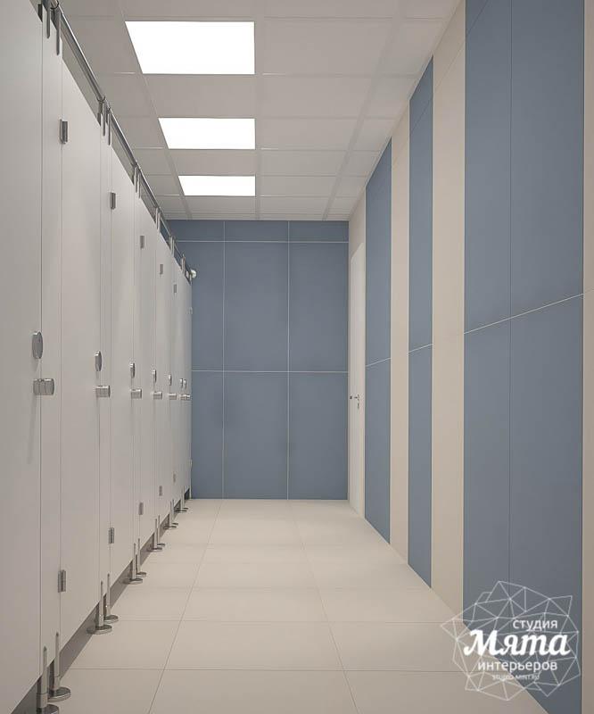 """Дизайн интерьера и ремонт помещений для АО """"Ирбитский Молочный Завод"""" img1487062659"""