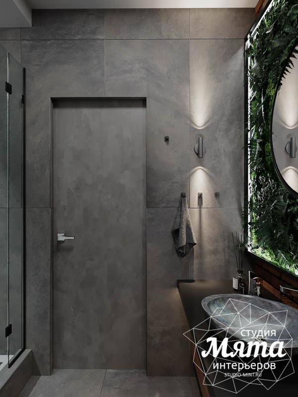 Дизайн интерьера квартиры в стиле лофт img946023192