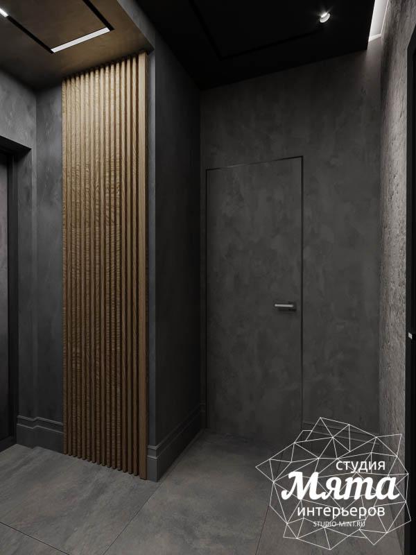 Дизайн интерьера квартиры в стиле лофт img3230278