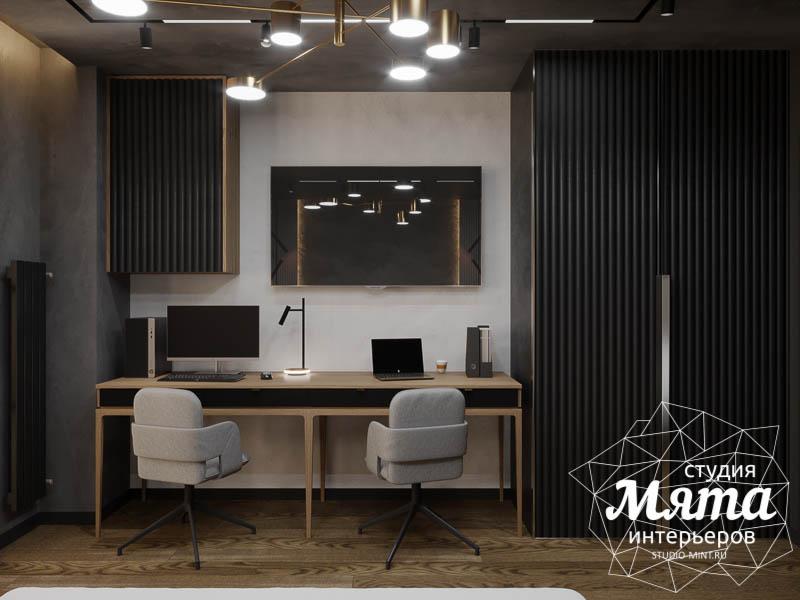 Дизайн интерьера квартиры в стиле лофт img1781053681