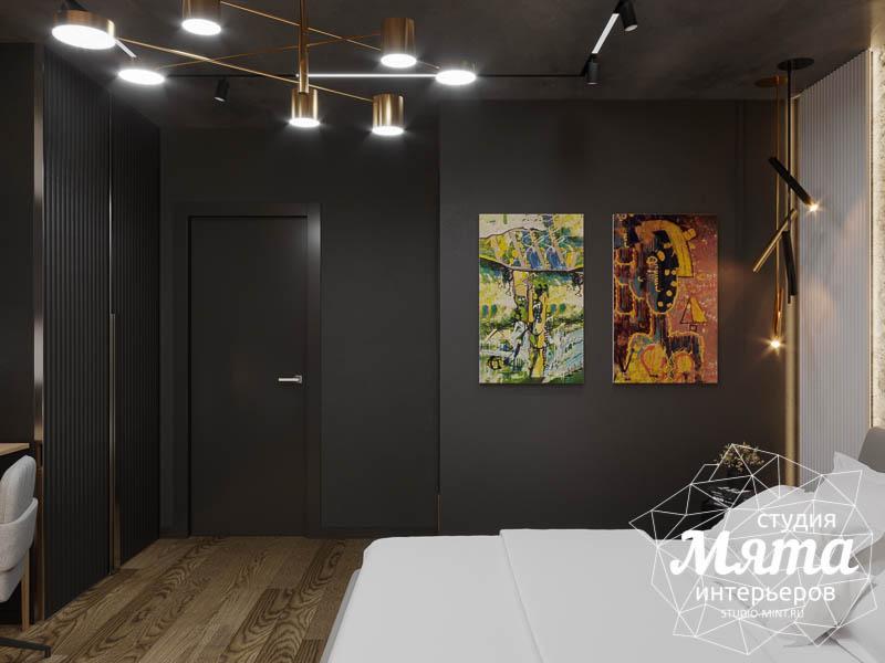 Дизайн интерьера квартиры в стиле лофт img1484176563