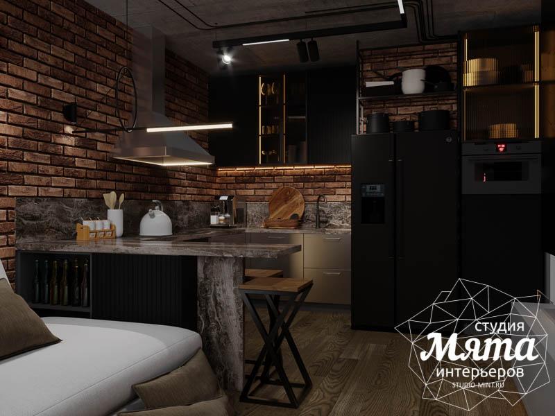 Дизайн интерьера квартиры в стиле лофт img1687251338