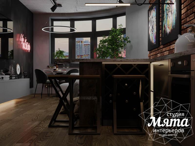 Дизайн интерьера квартиры в стиле лофт img1506837149
