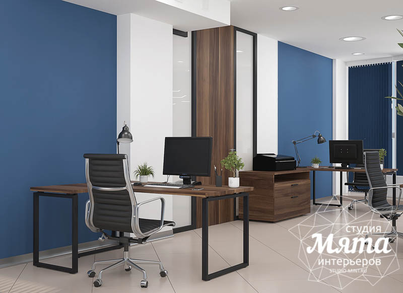 Дизайн интерьера офиса Bijur Delimon img1727847191