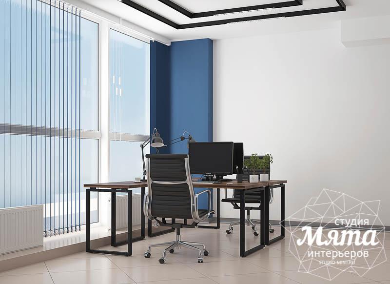 Дизайн интерьера офиса Bijur Delimon img579955642