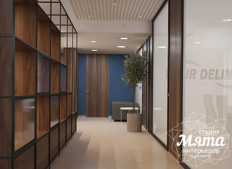 Дизайн интерьера офиса Bijur Delimon img1659472562