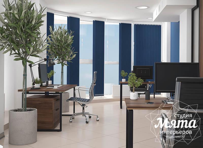 Дизайн интерьера офиса Bijur Delimon img1495960521