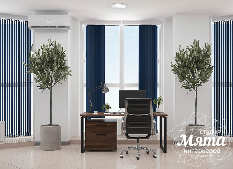 Дизайн интерьера офиса Bijur Delimon img1543841143