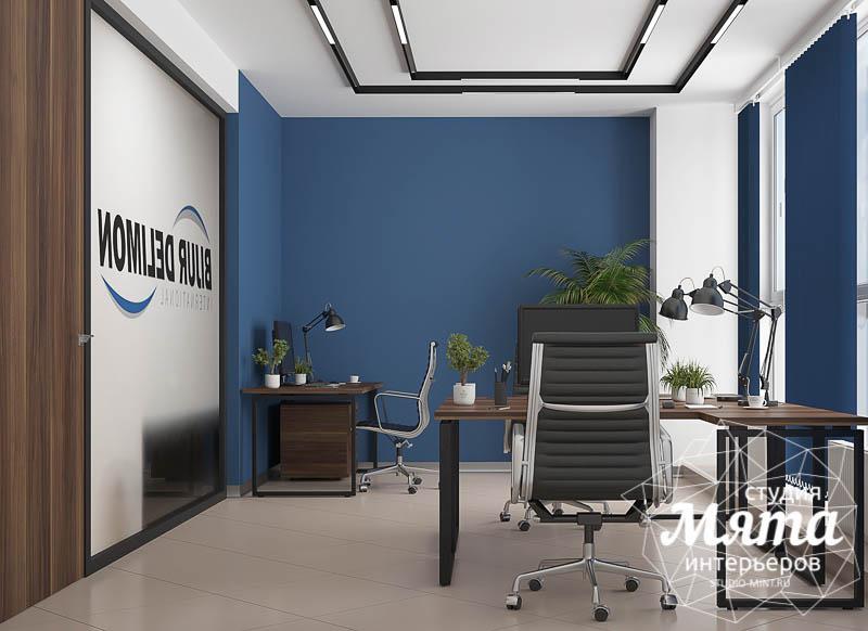 Дизайн интерьера офиса Bijur Delimon img1468147898