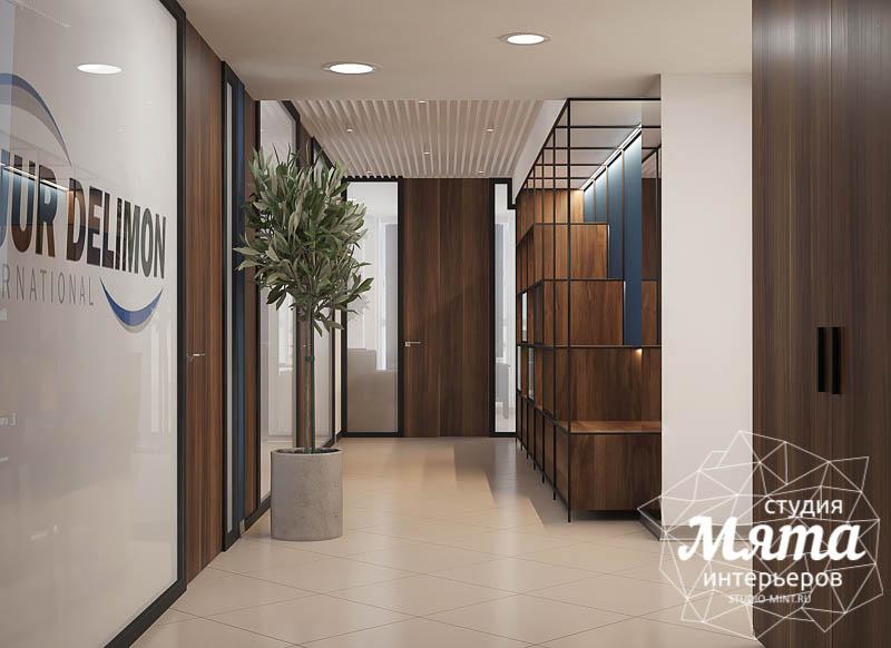 Дизайн интерьера офиса Bijur Delimon img1214176528
