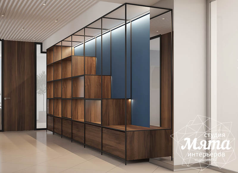 Дизайн интерьера офиса Bijur Delimon img1923683926