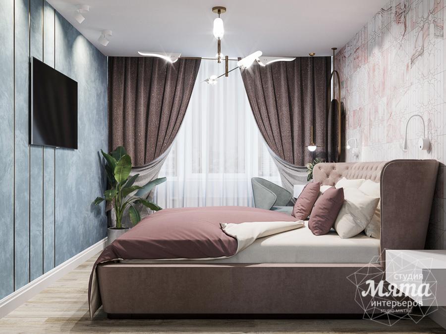 интерьер комнаты в стиле модерн