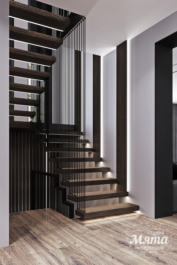 Дизайн интерьера загородного дома КП Заповедник img1641141248