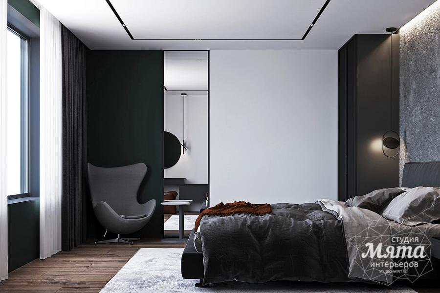 Дизайн интерьера загородного дома КП Заповедник img1271325548