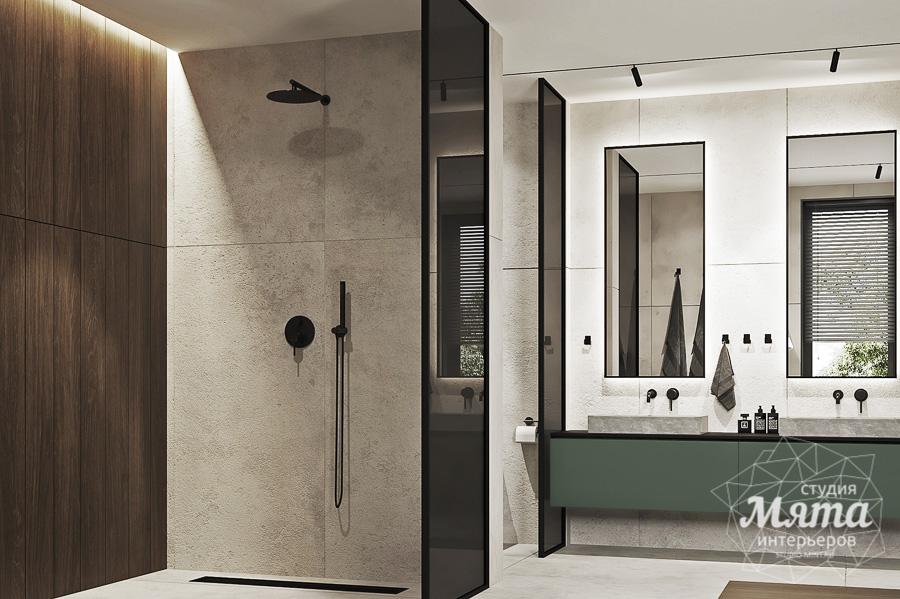 Дизайн интерьера загородного дома КП Заповедник img1243785551