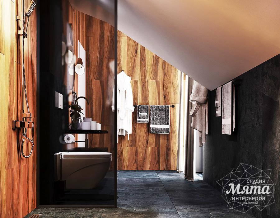 разработка дизайн проекта интерьера дома