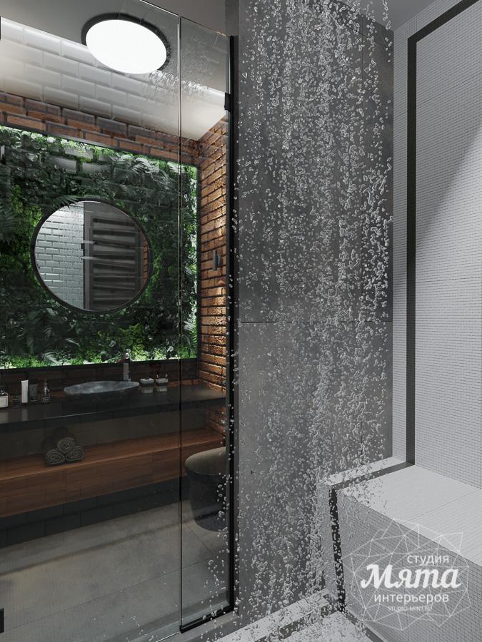 Дизайн интерьера квартиры в стиле лофт ЖК Солнечный Остров img138618127