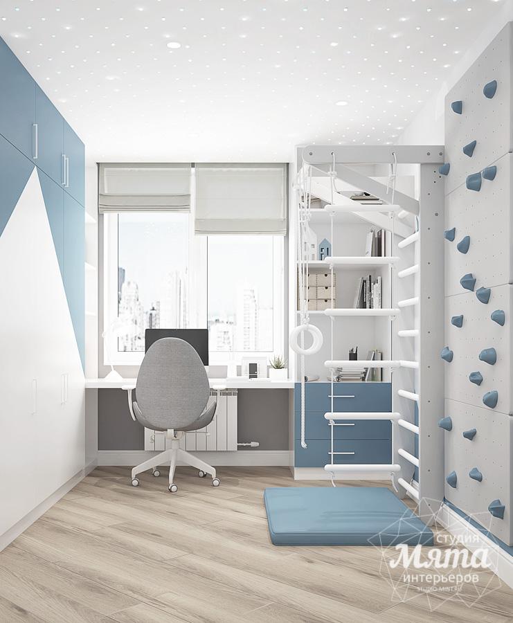 оформление комнаты для мальчика идея с фото