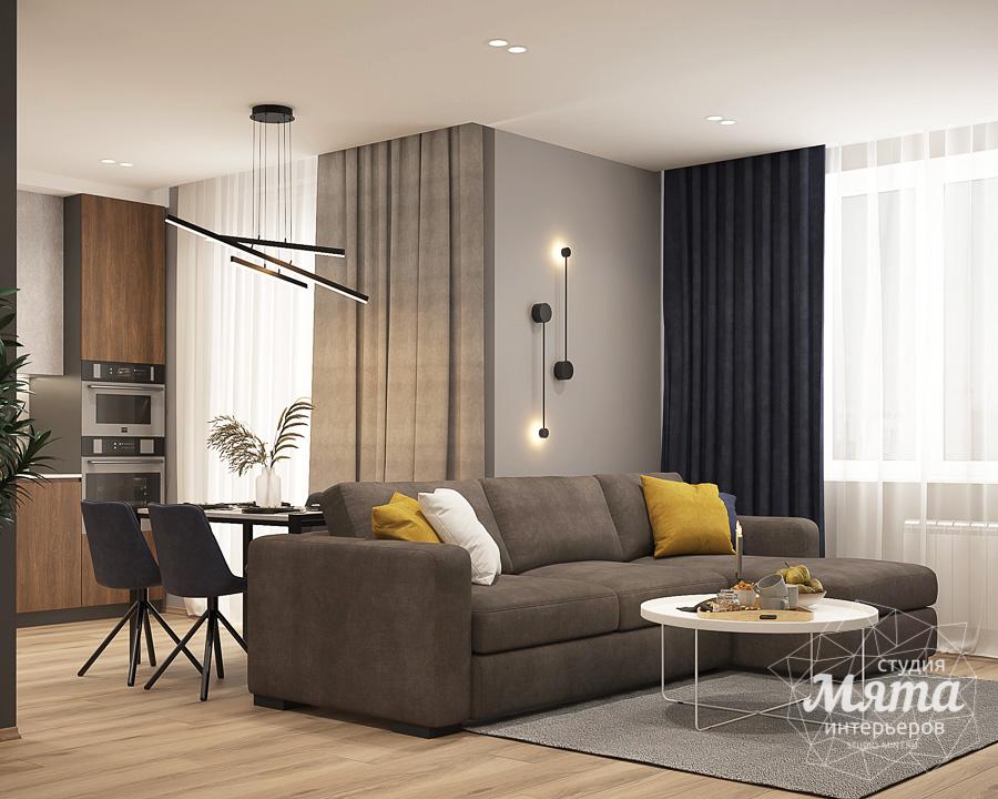 3D планировка квартиры недорого