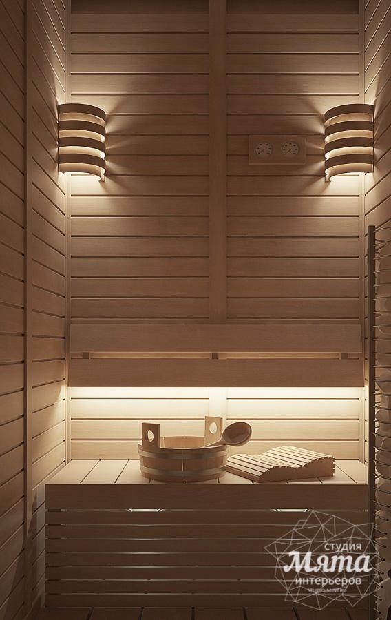 Дизайн интерьера трехкомнатной квартиры ЖК Клевер Парк img124984953