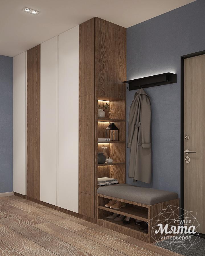 Дизайн интерьера трехкомнатной квартиры ЖК Клевер Парк img108034100