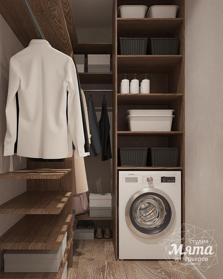 Дизайн интерьера трехкомнатной квартиры ЖК Клевер Парк img644505930