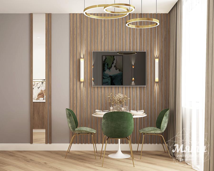 Дизайн интерьера двухкомнатной квартиры ЖК Лучи в Москве img189406087
