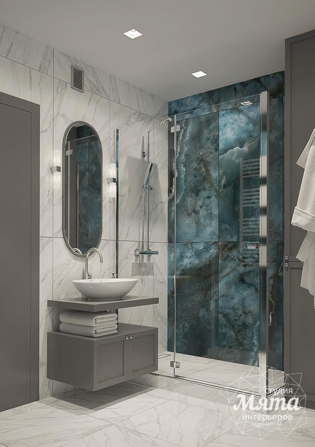ванные с душевыми кабинами