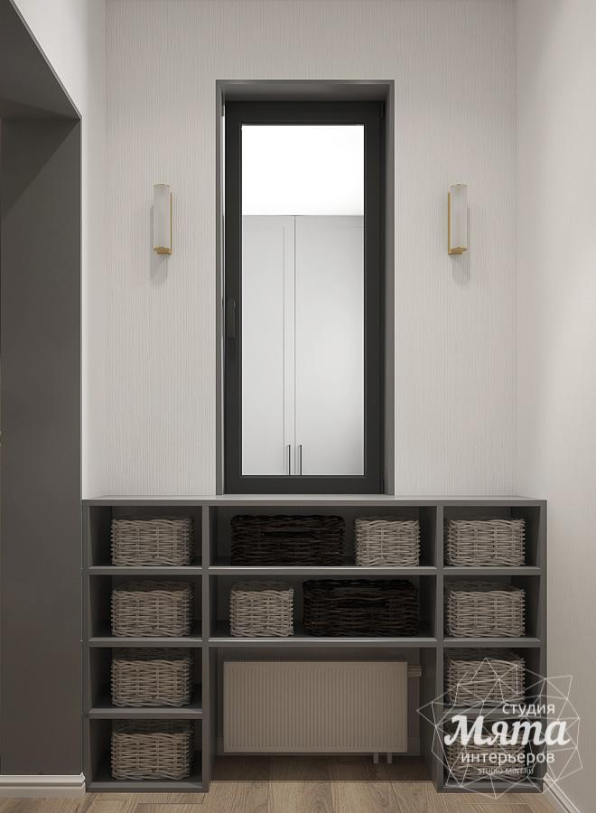 Дизайн интерьера однокомнатной квартиры ЖК Цветной Бульвар img458168584