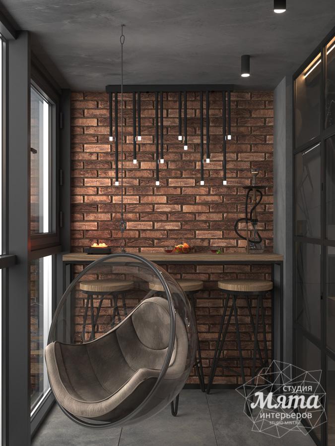 студии в стиле лофт