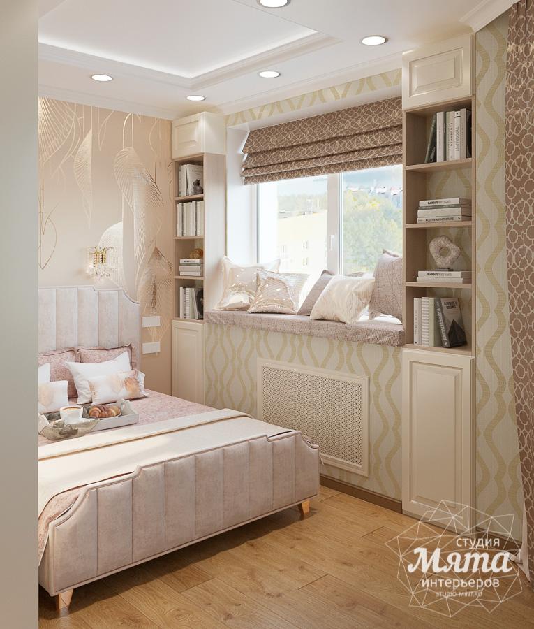 Дизайн интерьера однокомнатной квартиры ЖК Рощинский img2110819509