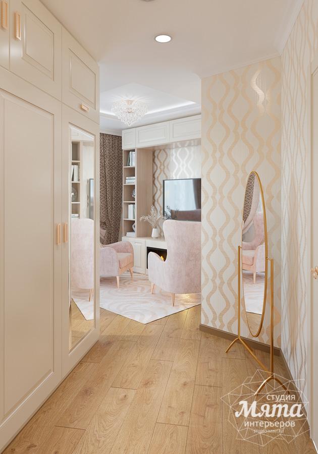 Дизайн интерьера однокомнатной квартиры ЖК Рощинский img1607638866