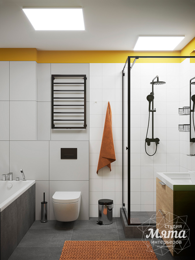 Дизайн интерьера однокомнатной квартиры ЖК Вернисаж img1684657010