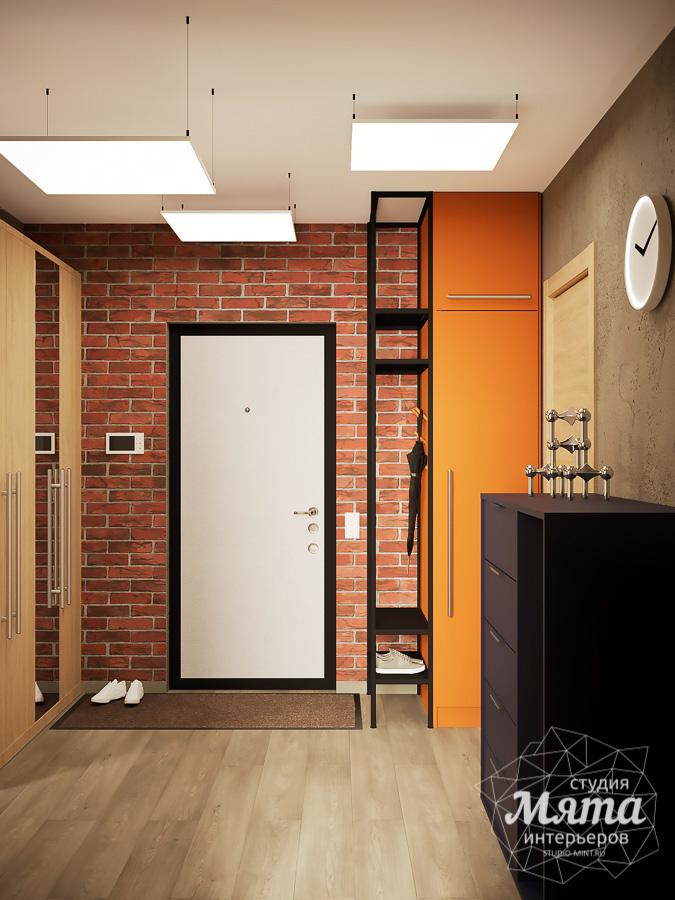 Дизайн интерьера однокомнатной квартиры ЖК Вернисаж img1996357973