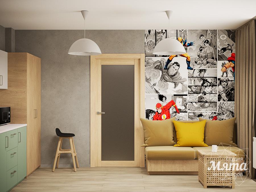 Дизайн интерьера однокомнатной квартиры ЖК Вернисаж img594321386