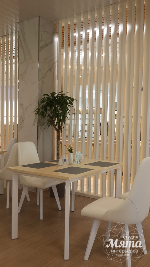 Дизайн интерьера и ремонт помещений для АО Ирбитский Молочный Завод 9