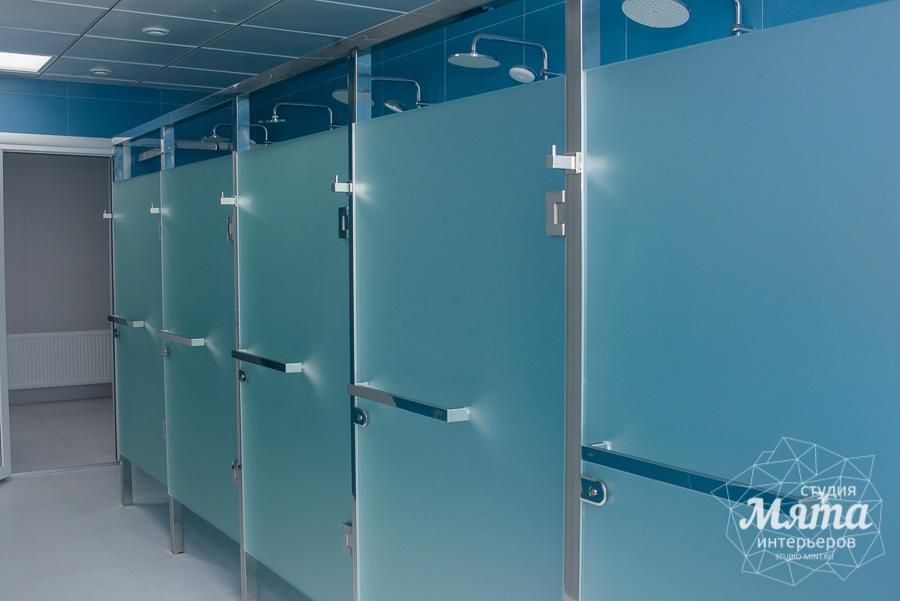 Дизайн интерьера и ремонт помещений для АО Ирбитский Молочный Завод 29