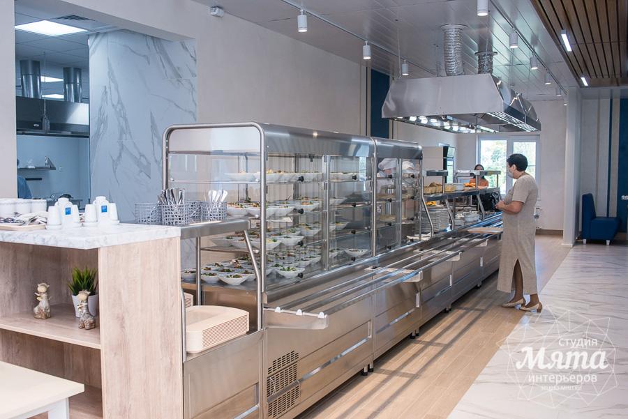 Дизайн интерьера и ремонт помещений для АО Ирбитский Молочный Завод 12