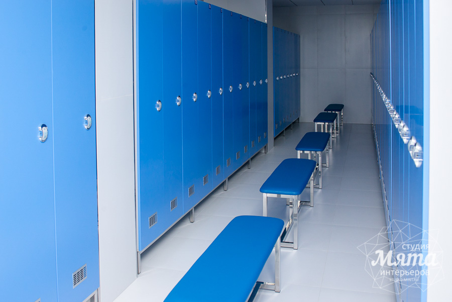 Дизайн интерьера и ремонт помещений для АО Ирбитский Молочный Завод 27