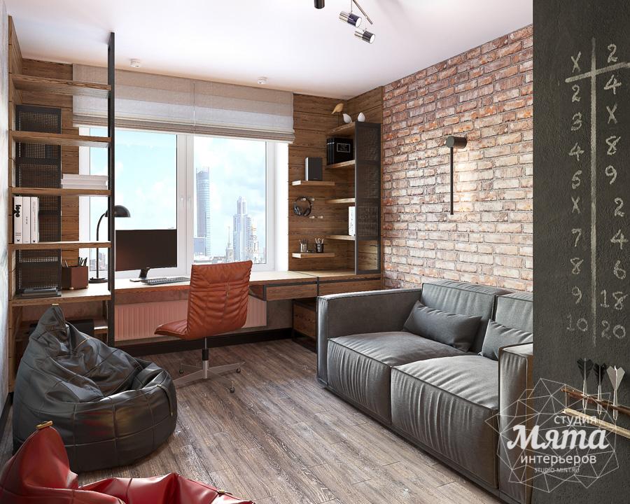 Дизайн интерьера детской комнаты ЖК Ольховский парк img2023109177