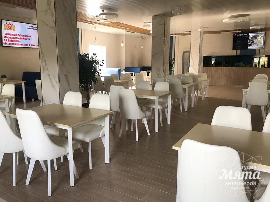 Дизайн интерьера и ремонт помещений для АО Ирбитский Молочный Завод 16