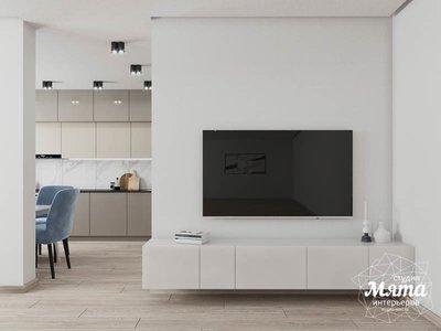 Дизайн интерьера трехкомнатной квартиры в ЖК Дом у пруда ... img915140335