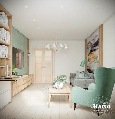 Дизайн интерьера двухкомнатной квартиры в ЖК Лига чемпионов img2115397072