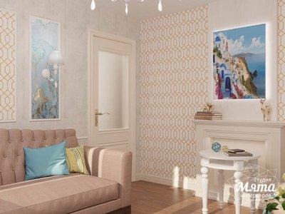 Дизайн интерьера двухкомнатной квартиры по ул. Шаумяна 109 img1193172191