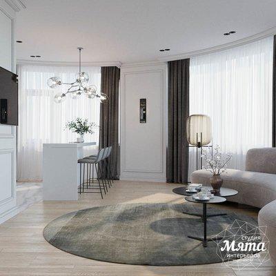 Дизайн интерьера двухкомнатной квартиры в ЖК Чемпион Парк img982123262