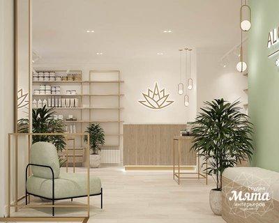Дизайн интерьера магазина корейской косметики img1928786213