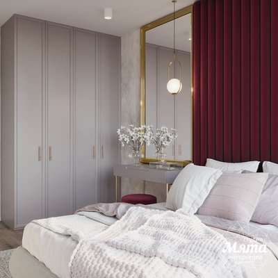 Дизайн интерьера двухкомнатной квартиры в ЖК Репин Парк img678463101