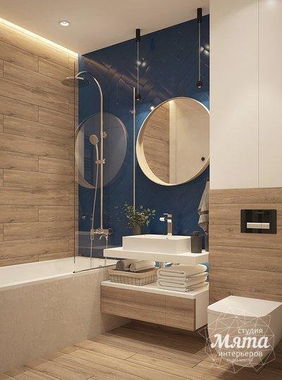Дизайн интерьера трехкомнатной квартиры ЖК Близкий img17899820
